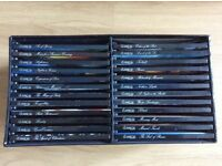 36 CDs in 2 Display Boxes + Text Classical