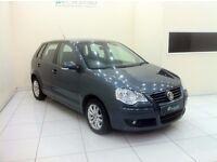 Volkswagen Polo 1.4 S 5dr-Auto-12 Month MOT+Warranty-Full History-£0 DEPOSIT LOW RATE FINANCE