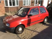 Quick sale wanted must go today Nissan Micra 1.litre Automatic 12 months mot