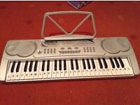 Electronic Keyboard £15