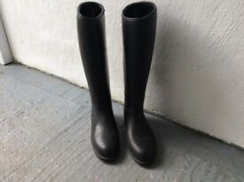 Toggi riding boots size 4/4 1/2