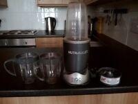 Nutri Bullet healthy food processor