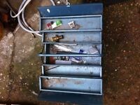 3 TRAY CANTILEVER METAL TOOL BOX