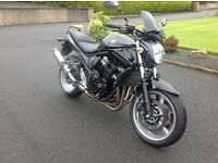 Suzuki GSF Bandit 1250 LO 2011 black low mileage