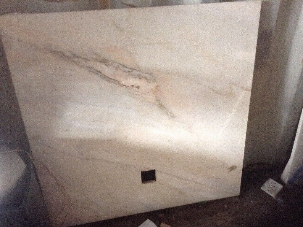 Marble hearth and back plate,£95.00,(matching)