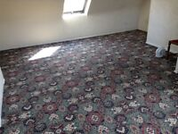 : Spacious Unfurnished 3 Bed Apartment Above Shop : Hurst Road : Smethwick : B67 6LY : No Dss :