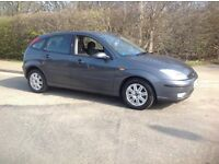 Ford Focus 1.6 Ghia Automatic low mileage