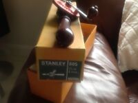 Vintage Stanley number 805 hand drill in box