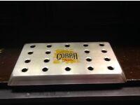 12 Cobra drip trays for sale..
