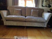 Pair of newly refurbished Duresta Ruskin sofas