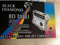 Mixed replacement ink jet cartridges