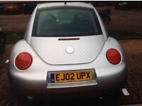 Wonderful Volkswagen Beetle for sale. Leather heated seats, cruise control, electric Windows