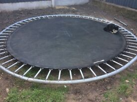 High spec Trampolines GB 10 foot trampoline