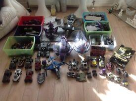 Massive halo mega bloks collection/other lego sets(22kg)