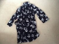 Boys Dressing Gown age 9-10 years
