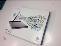 WACOM Adobe Graphics Intuos Pen Tablet CTL-480