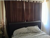 Nice clean double room for a clean single worker