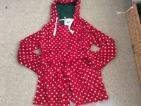 Animal dressing gown. Nearly new. S/M. Great condition