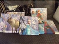FROZEN CANVAS x6