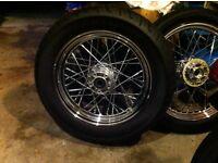 Harley Davidson spares