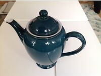 Denby Greenwich 3pt Coffee Pot, perfect condition, never used