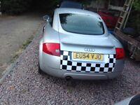 Audi TT 2004 automatic