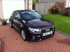 Audi A1 1.4 TFSI Sport STronic Automatic (only 13000 miles)