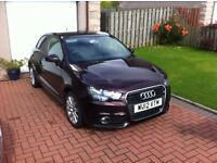 Audi A1 1.4 TFSI Sport STronic Automatic (very low mileage)
