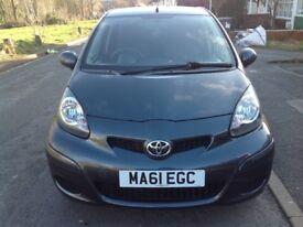 Toyota Aygo 1.0 petrol.8 months MOT. road tax £20 per year