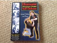George A. Dillman Humane pressure point self - defence book