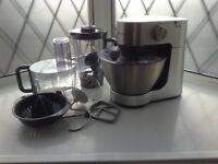 Kenwood multi mixer/processor/blender