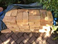 89 Reclamation Yellow Stock Imperial Handmade Bricks