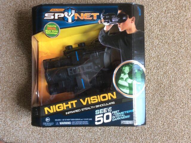 f0412b72f35e8 Spynet Night Vision Binoculars .