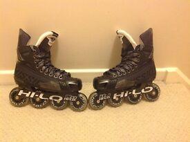 Mission inline skates.