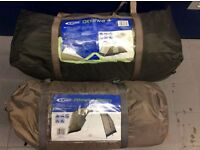 Gellert Ottawa 4 tent with extra canopy and extras