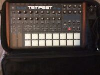 Dave Smith Tempest with gig bag