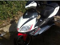 Pulse Force Aprilia 50cc 4T Model