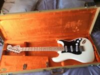 Fender USA strat Billy Corgan signature guitar
