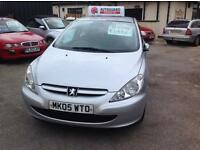 PEUGEOT 307 - 1360cc - 1 LADY OWNER FROM NEW - 12 MONTHS MOT - NO ADVISORY - 2 X KEYS - P/X WELCOME