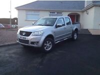 2014 Great Wall Steed 2.0 TD SE Pickup 4X4 4dr Great value 4x4