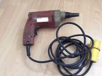 black&decker drywall screwdriver 110v