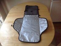Baby Changing mat bag