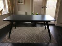 Dining Table and 6 Chairs (may sell separately)
