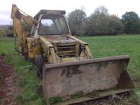 H Reg JCB 3C2 for sale