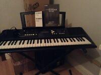 Yamaha PSR-E333 YPT-330 Keyboard