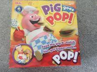 Pig goes pop game