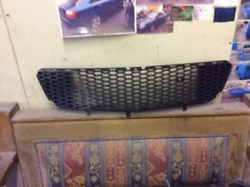 Astra front grill
