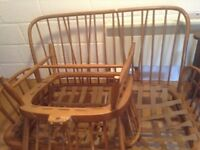 Cushions for old ercol sofa and chairs