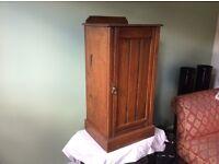 Victorian pot cupboard