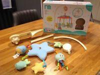 Mothercare Baby Ocean mobile
